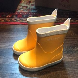 Toddler tretorn welly boots